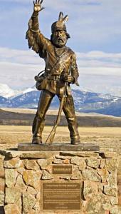 Photo of Thunder Jack Statue