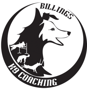 Billings K9 Coaching Logo