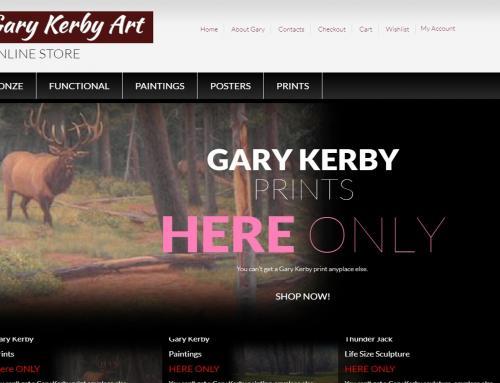 Gary Kerby Art