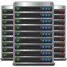 Wordpress Hosting Servers Icon